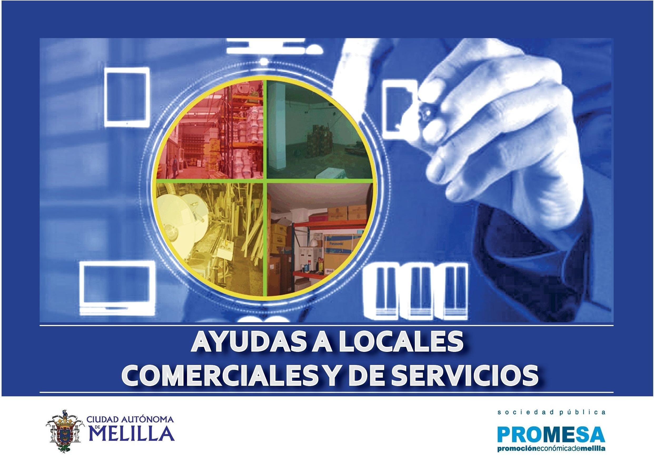 ABIERTO EL PLAZO DE SOLICITUD DE LAS AYUDAS A LOCALES COMERCIALES Y DE SERVICIOS