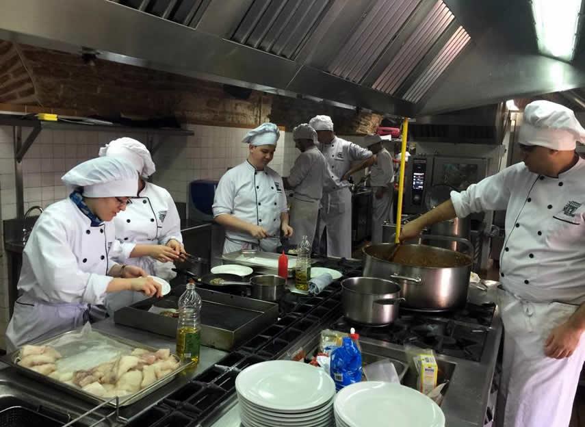 Escuela de Hostelería - Proyecto Melilla